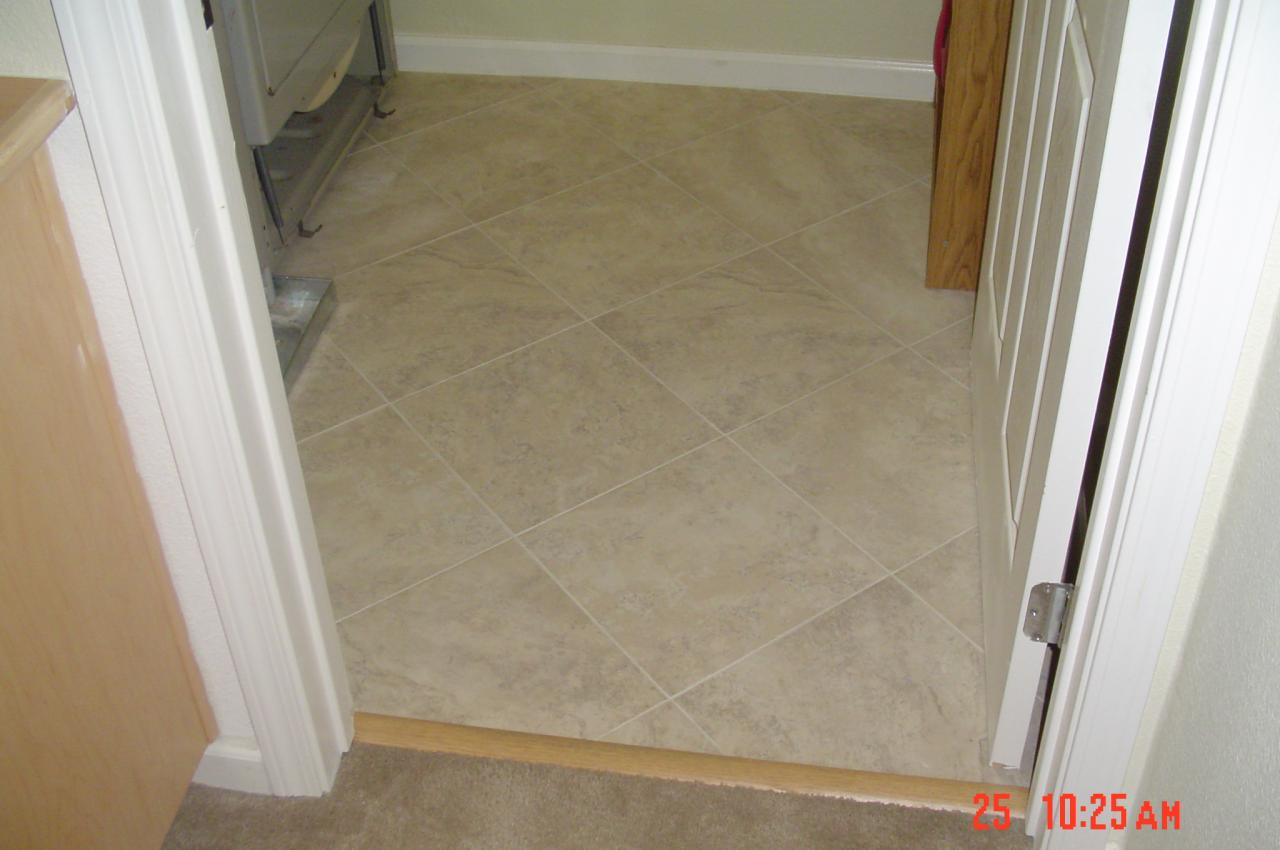 Laundry room flooring ideas the perfect home design for Laundry room floor ideas
