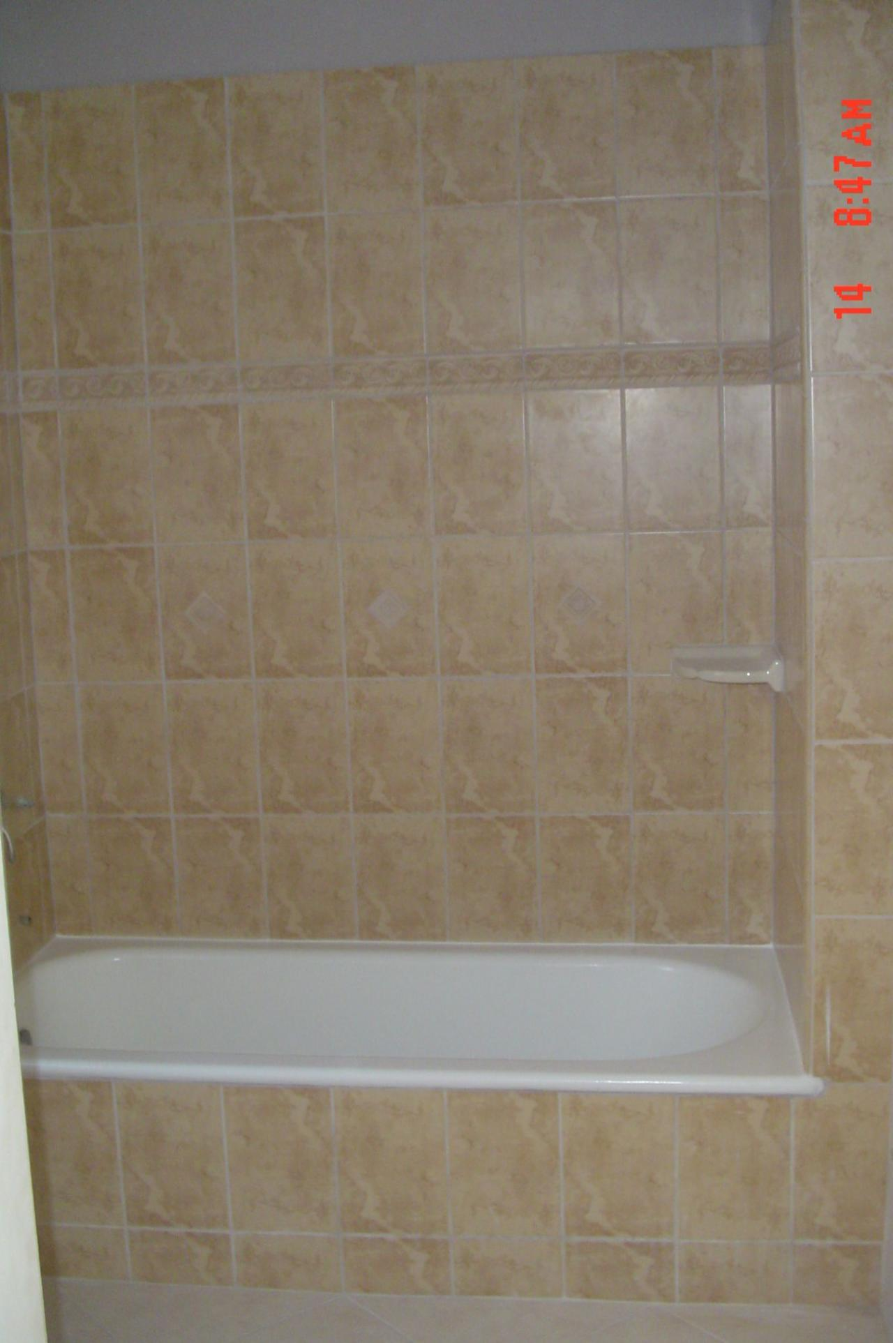 TILE BATHTUB IDEAS Bathroom Design Ideas
