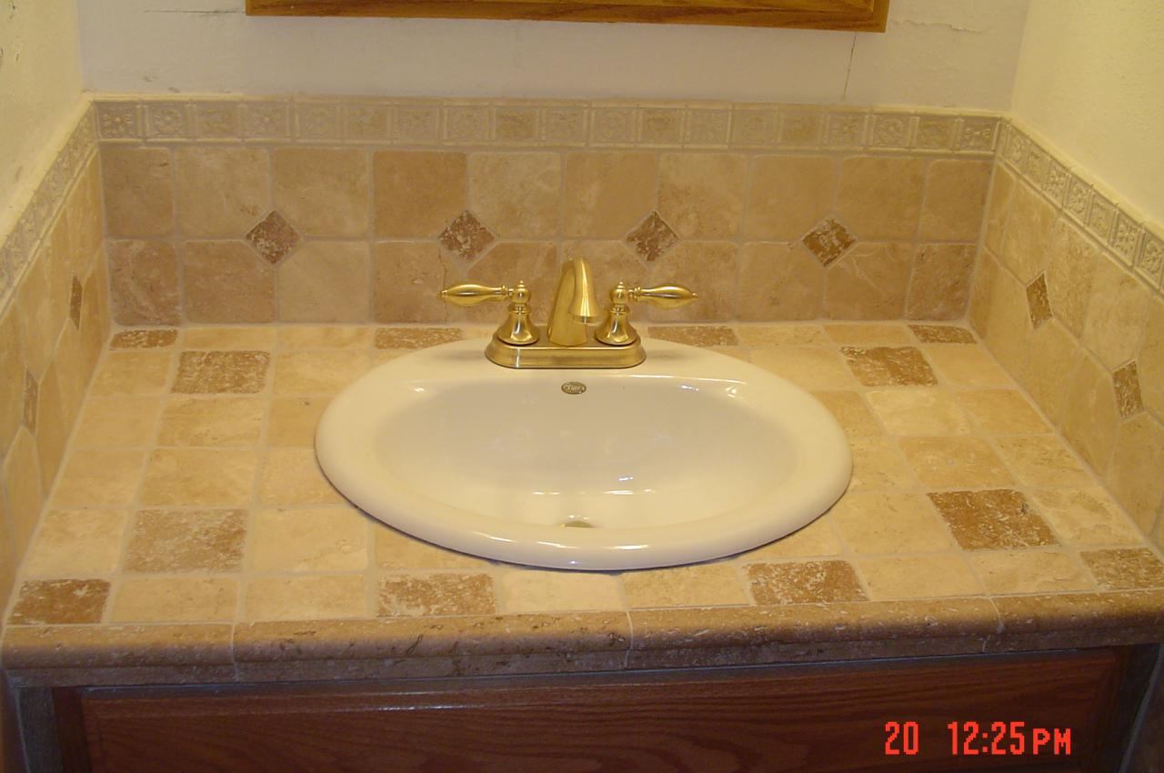 Need Idea For Bathroom Pedestal Sink Base Doityourself